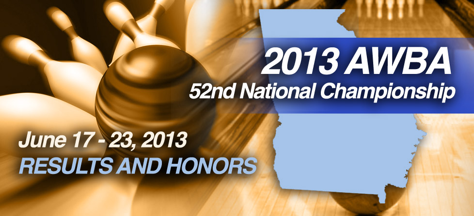 2013 AWBA NATIONAL HONORS / RESULTS