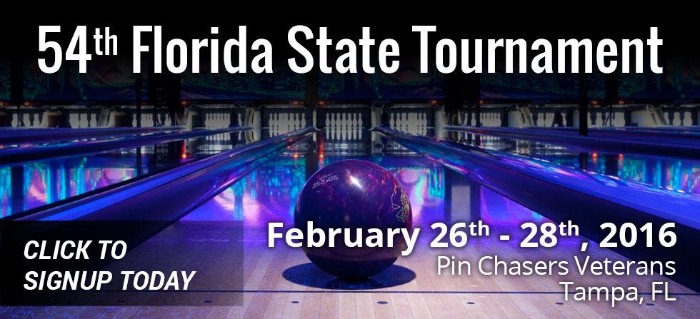 54th Florida State Championship Tournament