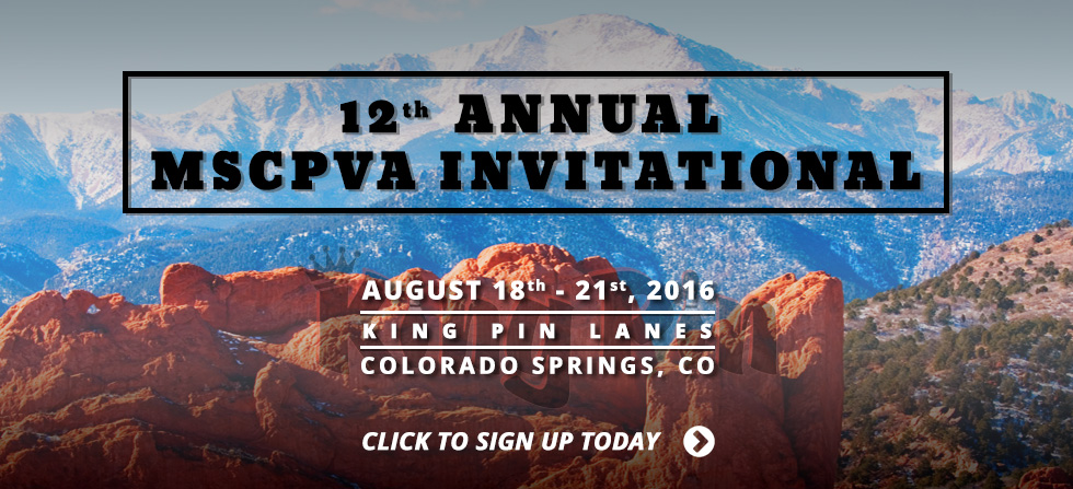 12th Annual MSCPVA Invitational Tournament