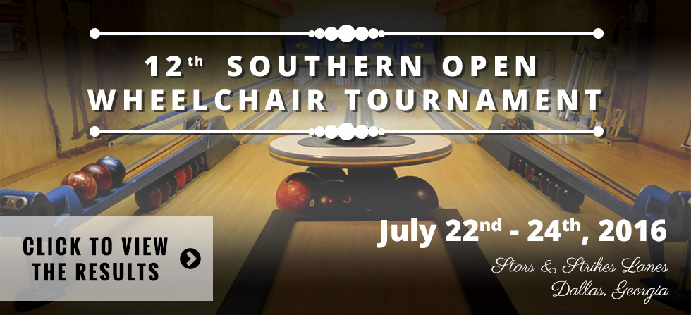 12th Southern Open Wheelchair Tournament